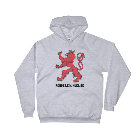 Luxembourg Red Lion Hoodie