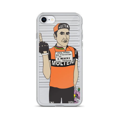Eddy iPhone Case