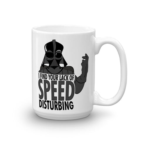 Lack of Speed Mug