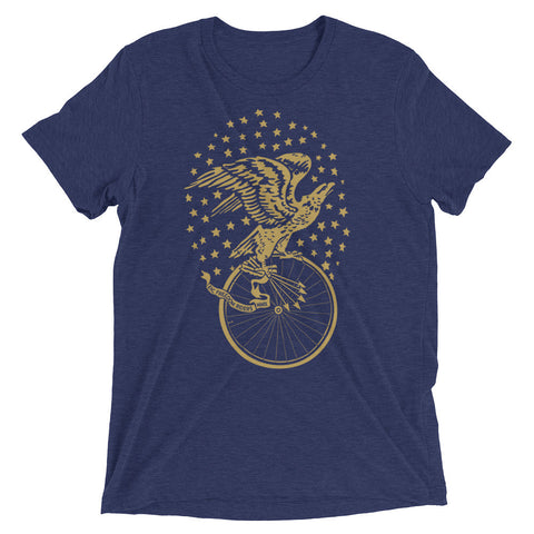 EC Freedom Riders in Heather Navy