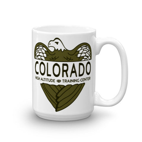Colorado High Alt. Training Center Mug