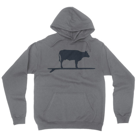Surf & Turf Charcoal Pullover