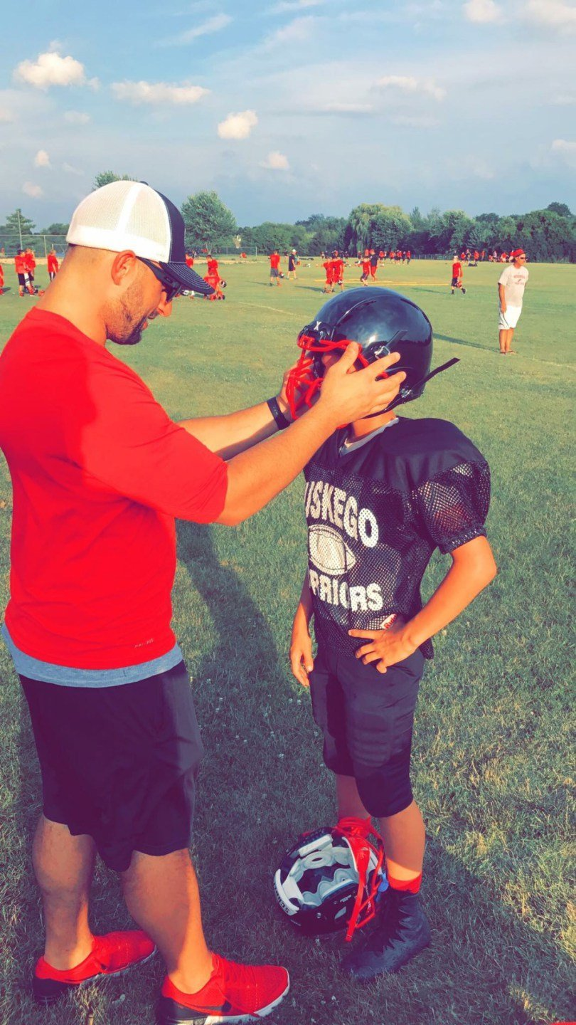 Local Non-Profit Sacking Concussions One Helmet at a Time