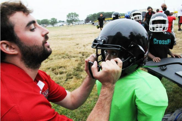 Massachusetts Youth League to Wear All Xenith Helmets