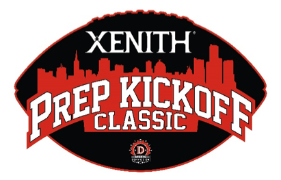 Detroit-based Xenith Partners with Detroit Sports Commission  as Title Sponsor of the Prep Kickoff Classic