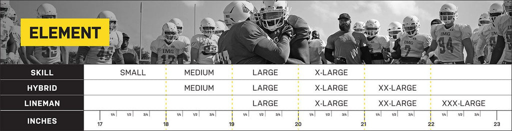 How To Properly Fit Football Shoulder Pads Xenith