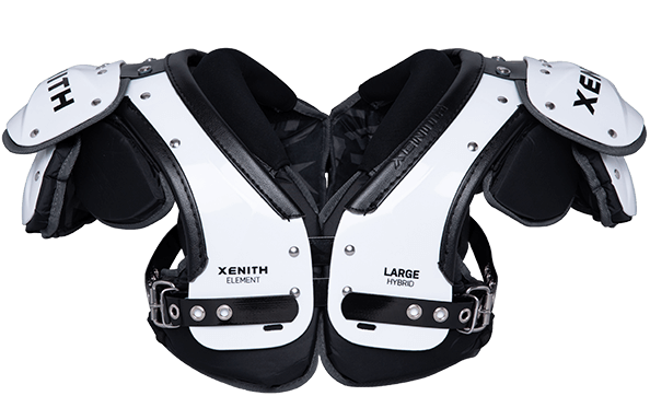 Xenith Fly Youth Football Shoulder Pads for Kids and Juniors All Purpose Protective Gear