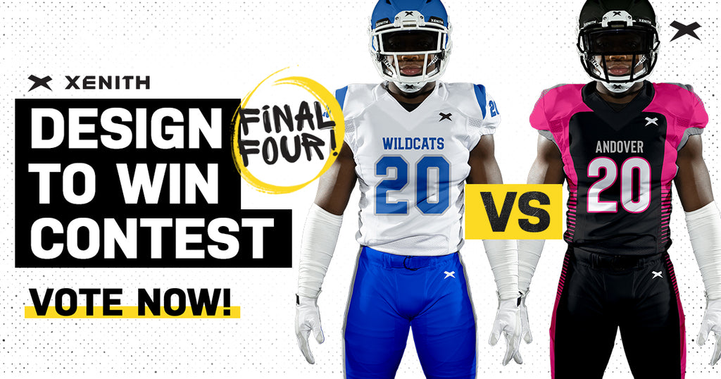 Andover vs Wildcats Xenith Uniform Design Contest