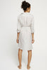 Shirt Dress Khaki Linen