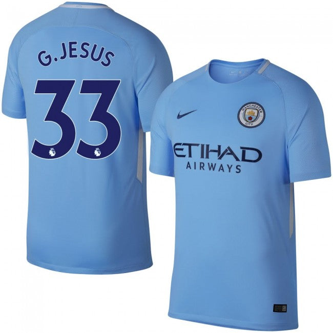Gabriel Jesus Jersey Manchester City Boys and kids sizes a07e3ae84