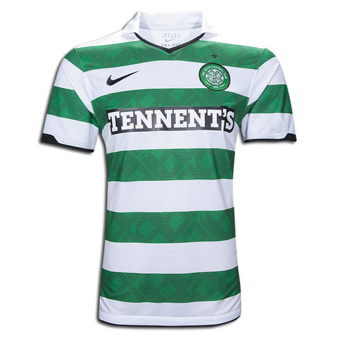 Celtic Jersey Home 2010 2011 S, Celtic Soccer Jersey - Nike, G2G Sport Chicago