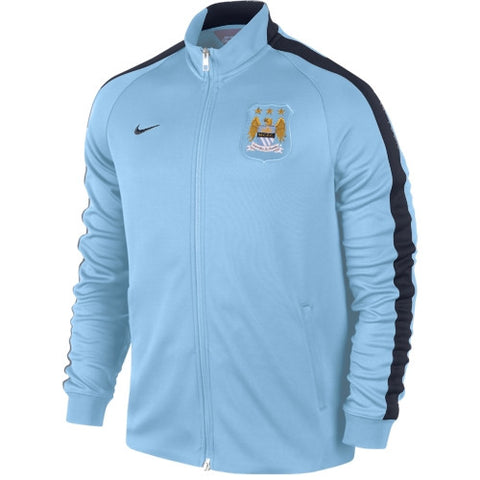 Manchester City N98 Track Jacket L, Manchester City Jacket - Nike, G2G Sport Chicago