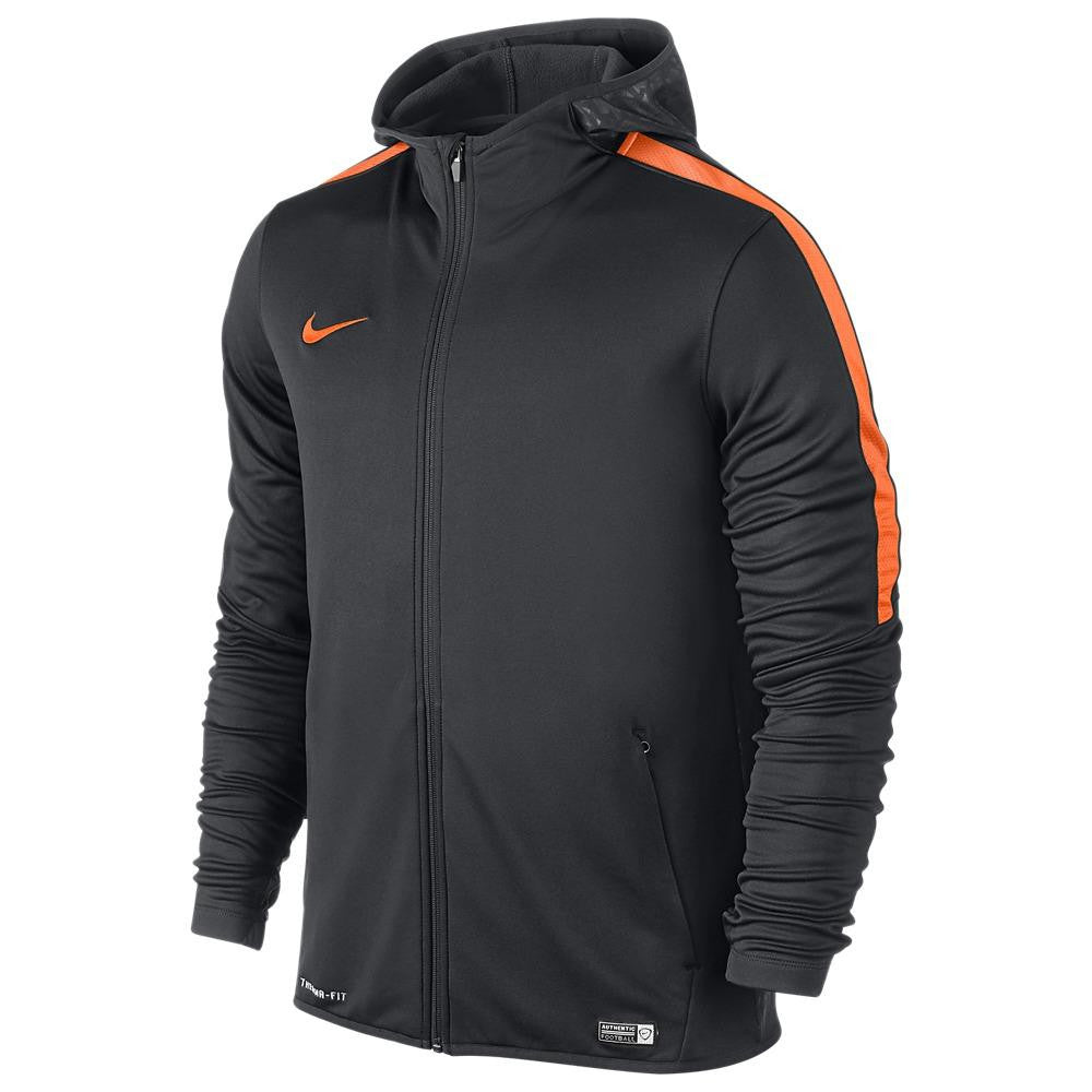GPX Knit Full Zip Hoody / Anthracite/Total Orange/Total Orange , GPX Knit Full Zip Hoody - Nike, G2G Sport Chicago