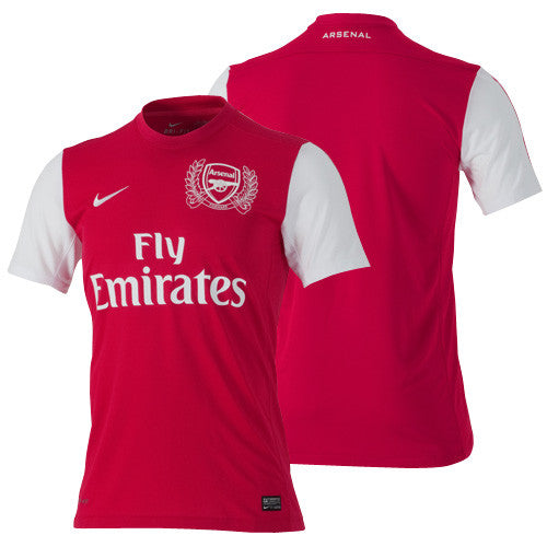 Arsenal Jersey Home 2011-2012 Youth S, Arsenal Soccer jersey - Nike, G2G Sport Chicago