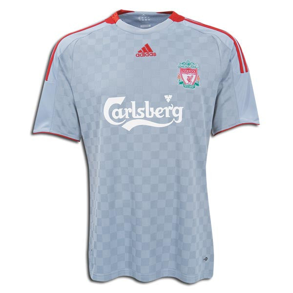 Liverpool Away Jersey 2008-2009 M, Liverpool Soccer Jersey - Adidas, G2G Sport Chicago