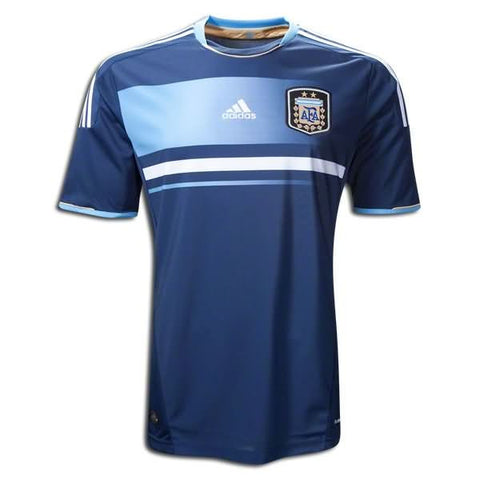 Argentina Jersey Away 2011 S, Argentina Soccer Jersey - Adidas, G2G Sport Chicago