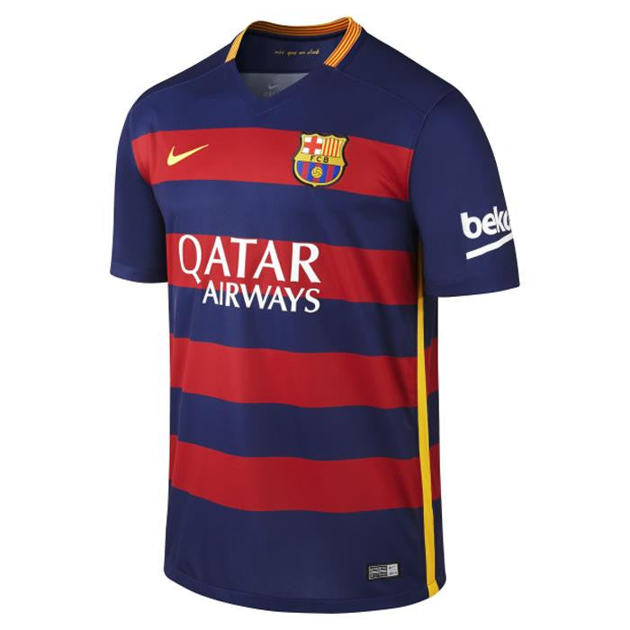 Barcelona Jersey Youth and Boys Sizes 2015 2016 , barcelone jersey youth - Nike, G2G Sport Chicago