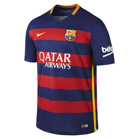 c876b3ff3e2 Barcelona Jersey Youth and Boys Sizes 2015 2016