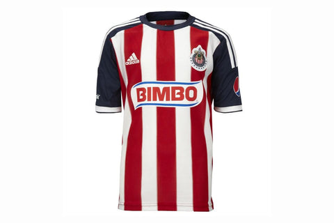 Chivas Guadalajara Jersey 2013 2014 Youth and Boys Sizes Select Size, Chivas Guadalajara - Adidas, G2G Sport Chicago