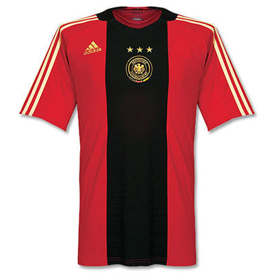 Germany Jersey Boys/Youth 2008 S, Germany Soccer Jersey - Adidas, G2G Sport Chicago