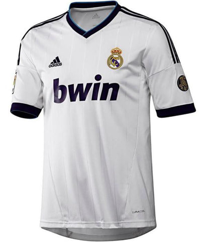 Real Madrid Jersey 2012-2013 Adult and Youth sizes Youth M, Real Madrid soccer jersey - Adidas, G2G Sport Chicago