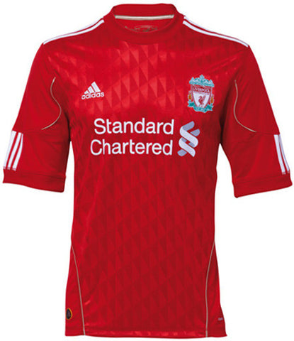 Liverpool Jersey Youth and Boys Sizes 2010-2011 M, Liverpool Soccer Jersey - Adidas, G2G Sport Chicago