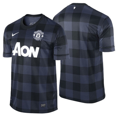 Manchester United Jersey Youth and Boys Sizes  2013 2014 Default Title / No name, Manchester United Soccer jersey - Nike, G2G Sport Chicago