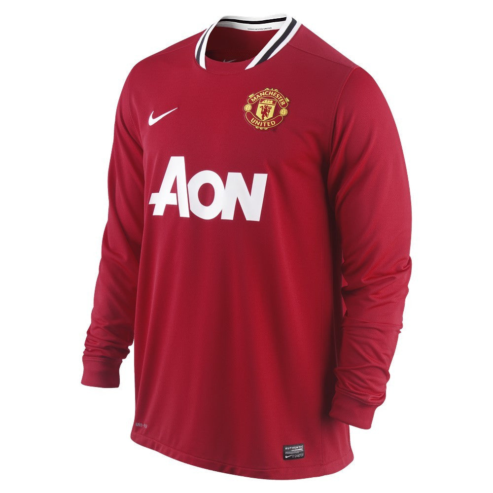 Manchester United Jersey 2011 2012 S, Manchester United Soccer jersey - Nike, G2G Sport Chicago