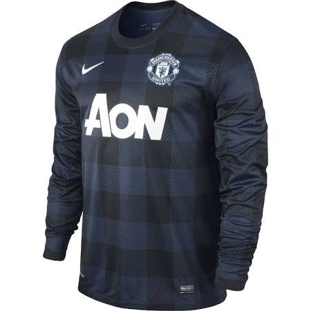 Manchester United Jersey Long Sleeves 2013 2014 XL, Manchester United Soccer jersey - Nike, G2G Sport Chicago