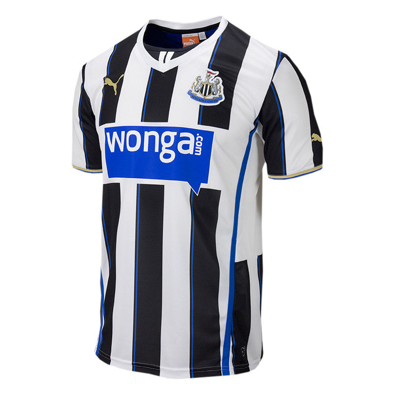 Newcastle Jersey 2013-2014 L, Newcastle Soccer Jersey - Puma, G2G Sport Chicago