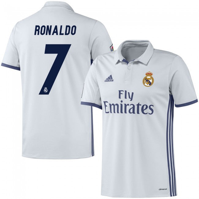 Ronaldo Jersey Real Madrid 2016 2017 , ronaldo jersey real madrid - Adidas, G2G Sport Chicago