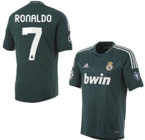 ee35998fb Ronaldo Jersey Real Madrid 2012-2013 - G2G Sport Chicago