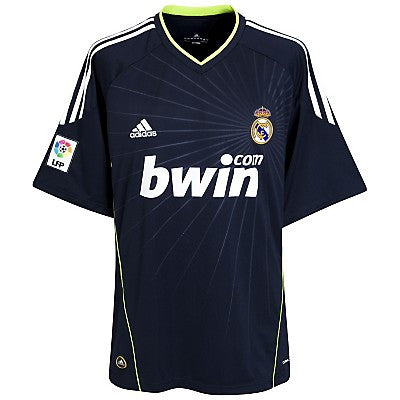 Real Madrid Jersey 2010-2011 S, Real Madrid soccer jersey - Adidas, G2G Sport Chicago