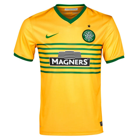 Celtic Jersey Away Jersey 2013 2014 L, Celtic Soccer Jersey - Nike, G2G Sport Chicago