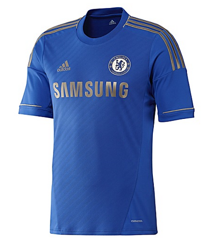Chelsea Jersey Youth 2012 2013 Boys_M, Chelsea Soccer Jersey - Adidas, G2G Sport Chicago