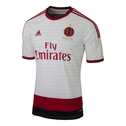 AC Milan Jersey  Away Jersey 2014 2015 Select Size / No Name, AC Milan Soccer Jerseys - Adidas, G2G Sport Chicago