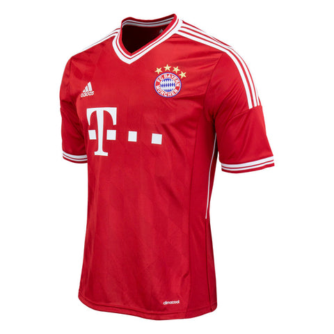Bayern Munich Jersey Home 2013 2014 S / No name, Bayern Munich Jerseys - Adidas, G2G Sport Chicago