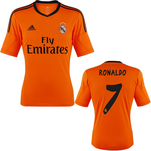 Ronaldo Jersey Real Madrid Third 2013 2014 S, Ronaldo Jerseys - Adidas, G2G Sport Chicago