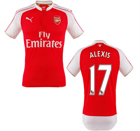 Alexis Jersey Arsenal 2015 2016 , alexis jersey arsenal - puma, G2G Sport Chicago