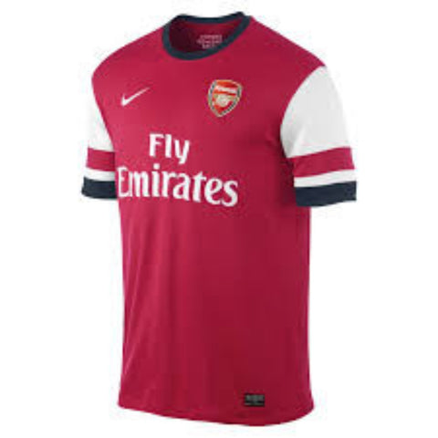 Arsenal Jersey Home  2013 2014 XL, Arsenal Soccer jersey - Nike, G2G Sport Chicago