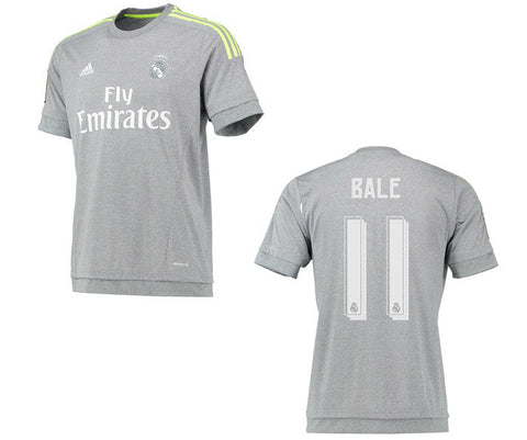 Bale Jersey Real Madrid Away 2015 2016 , bale jersey real jersey - Adidas, G2G Sport Chicago