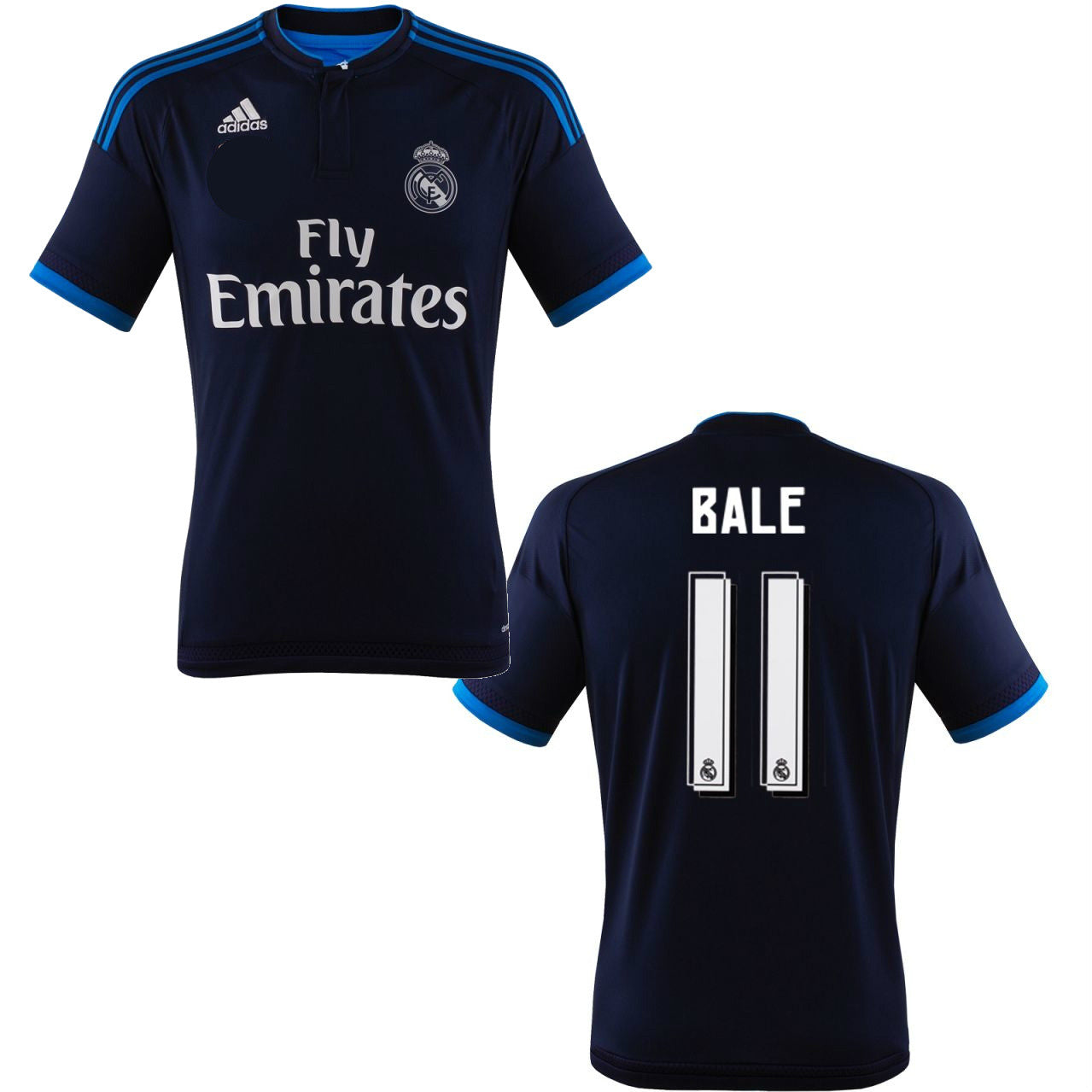 Bale Jersey Real Madrid 3rd 2015 2016 , bale jersey real madrid - Adidas, G2G Sport Chicago