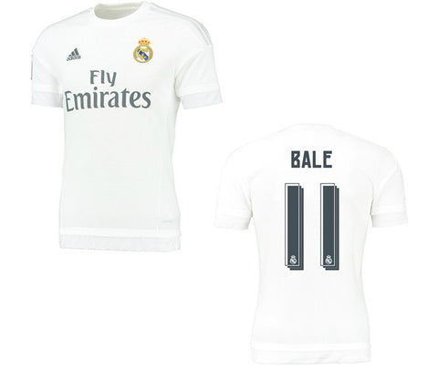 Bale Jersey Real Madrid 2015 2016 , bale jersey real madrid - Adidas, G2G Sport Chicago