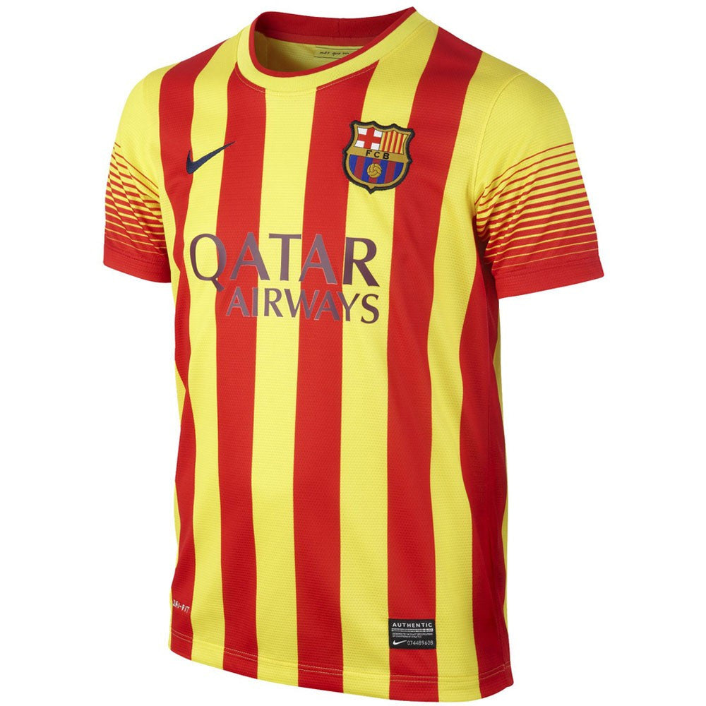 b21f7f5db50 Barcelona Jersey Youth and Boys Sizes 2013 2014 - G2G Sport ...
