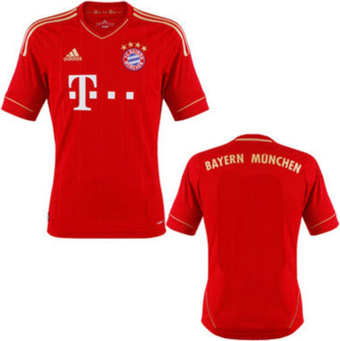 Bayern Munich Jersey 2012 2013 Youth and Kids Sizes Youth-S / No Name, Bayern Munich Jerseys - Adidas, G2G Sport Chicago