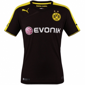 Dortmund Jersey Away ( Adult sizes M and XL only) , dortmund away jersey - Puma, G2G Sport Chicago