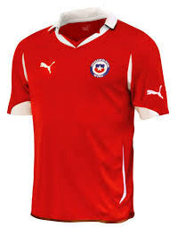 Chile Jersey 2011 S, Chile Soccer jersey - Puma, G2G Sport Chicago