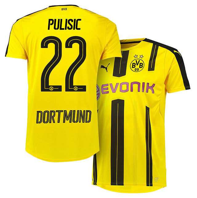 newest 79b37 6d022 Android MOD Tutorial: borussia dortmund pulisic jersey