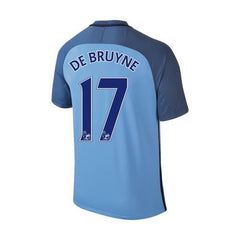 De Bruyne Jersey Manchester City for kids, boys and youth , manchester city jersey - Nike, G2G Sport Chicago - 1