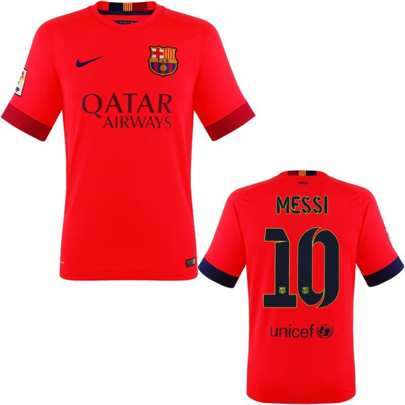 Messi Jersey Barcelona Away 2014 2015 S, messi jersey barcelona - Nike, G2G Sport Chicago